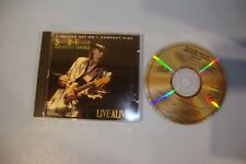 Live Alive by Stevie Ray Vaughan And Double Trouble (CD, 1986, Epic)