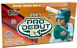 2021 Topps Pro Debut #1-200 - You Pick your cards