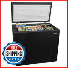 Arctic King 7 cu.ft. Chest Freezer Black ✅✅FAST SHIPPING ✅✅ ✅CHEAPEST PRICE ‼️‼️