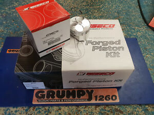 Suzuki GSXR750 F/G/H/L/M Wiseco 771cc Piston Kit