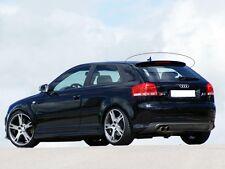 Audi A3 8P 3 Portes S-ligne Arrière/toit spoiler (2004-2010)