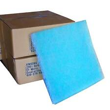Paint Spray Booth Exhaust Filter 20x20x2 100/Case