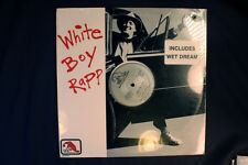 White Boy Rapp Wet Dream Laff Records 1984 Album LP Record Sealed New