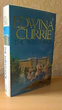 The Ambassador, Edwina Currie, Little, Brown, London 1999 [First Edition]