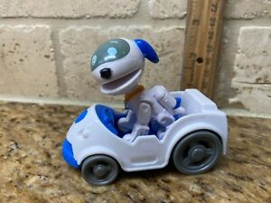 """Spin Master Paw Patrol Robo Dog And Mission Cruiser 2.5"""" Figure Robot Dog w/ Car"""
