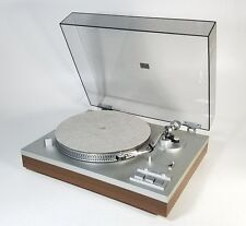 YAMAHA YP-D6 auto-return Direct-Drive Turntable w/ Dustcover & Shure M959ED