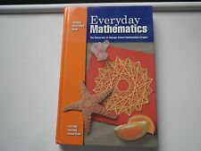 Everyday Mathematics Student Reference Book Grade 3 Univ Chicago Project NEW