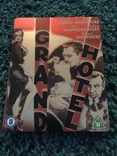 Grand Hotel Blu Ray Steelbook Greta Garbo Classic