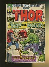 Journey into Mystery 112 VG 4.0 * 1 Book * Thor VS Hulk! Stan Lee & Jack Kirby!
