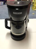 Black + Decker  CM1100B 12 Cup Programmable Coffeemaker, Black