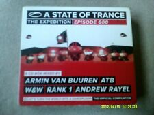 A State Of Trance - The Expedition - Episode 600 - 5 Mix CD`s - ähnlich Deep Dan