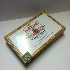 DONTOMAS Coronas Wooden Cigar Box Humidor from Honduras with Paperwork & Insert