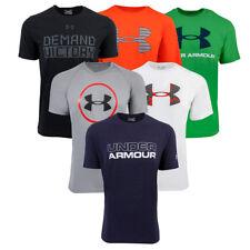 Under Armour Men's Short Sleeve T-Shirt 3-Pack