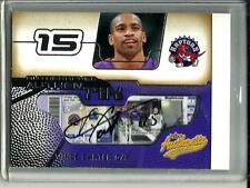 Vince Carter 00/01 Fleer Authentic Autograph (Super SP)