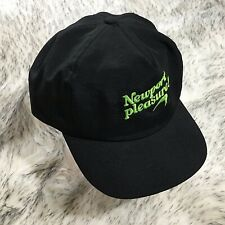 Newport Pleasure Baseball Cap Hat Logo Mens Snapback Cigarette Smoking Hipster