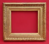 Antique Frame, France, 19th century -  ca. 1850  (# 2617)