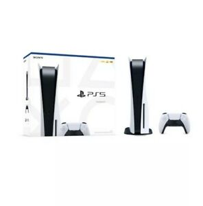🔥Sony PlayStation 5 - PS5  - Console Standard Disc Version - 🔥🔥