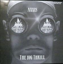 "AXXIS - The Big Thrill 1993 - Vinyl 12"" - Limited Edition - Metal - Hardrock-Neu"