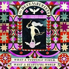 The Decemberists-What a terrible World, What a Beautiful World 2 VINILE LP NUOVO