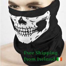 Reusable Face Mask Protective Shield Scarf Balaclava Skull Face 3D