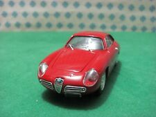 ALFA ROMEO Giulietta SZ 1300cc. coupè Zagato 1°serie 1960 - 1/43 Bang