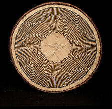 Batonga, Winnowing, Basket, 45 cm, Zimbabwe, Zambia, African Baskets.