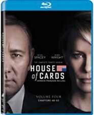 House of Cards - Stagione 4 (4 Blu-Ray Disc) - ITALIANO ORIGINALE SIGILLATO -