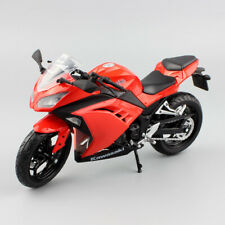 1/12 scale automaxx Kawasaki Ninja 250R SE 300 race Motorcycle diecast toy model