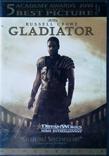 Gladiator - Russell Crowe, Joaquin Phoenix - Widescreen Dvd - Still Sealed