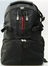 Faulty with Stiching Faults SLR Camera Backpack Rucksack Bag Case+RainCover