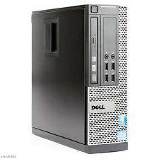 Dell Optiplex 9020 SFF i5 4570 QUAD 3.2GHz 8GB RAM 1TB HDD DVDRW Win 10 PRO