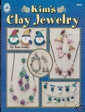 KIM'S CLAY JEWELRY-Polymer/Fimo/Sculpey/Bead Craft Idea Book