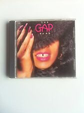 The Gap Band S/T 1979/1993 Mercury Records US CD OOP RARE