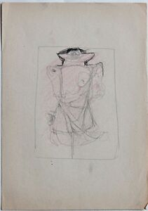 KURT GOEBEL (1906–1991) Vienna Secession:figure