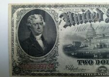 "1917..$2.00..LEGAL TENDER.*.VF/XF*""BRACELET"" BACK *.Fr60)*MAKE OFFER*sn40659973"