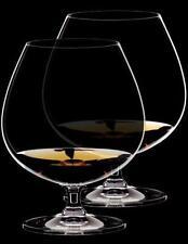 2 Cognacgläser RIEDEL VINUM Brandy / Cognacschwenker  6416/18  NEU, 1. Wahl