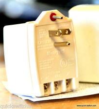 HONEYWELL GE Alarm System Transformer Power Adapter ADEMCO LYNXR Vista Simon XT