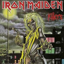 Killers [ECD] - Iron Maiden CD Sealed ! New !