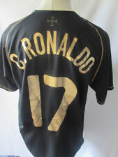 Portugal 2006-2007 Ronaldo 17 Away Football Shirt Size Large /34567