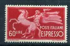 ITALIE - 1945, timbre expres 32, Cheval, neuf**