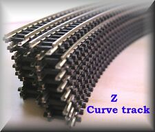 Marklin 8520 Miniclub Z 1:220 curve track 8pcs at USD$20 per pack NEW