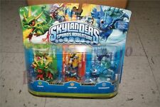 Skylanders Spyro's Adventure 3 Pack CAMO, IGNITOR, WARNADO New
