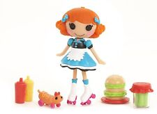 Lalaloopsy Mini Doll  PICKLES BLT - Hot Dog Waitress on Roller Skates - NEW