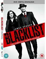 The Blacklist - Season 4 [DVD]