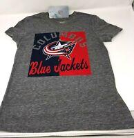 NHL Columbus Blue Jackets Hockey Shirt Youth Kids Size Medium