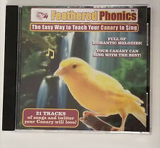 Feathered Phonics Vol 7 The Easy Way to Teach Your Canary to Sing