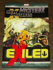 Journey Into Mystery/New Mutants Exiled by Marvel (Paperback)< 9780785165408