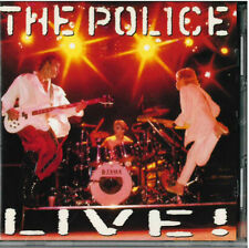 The Police ‎– Live!  Doppel CD