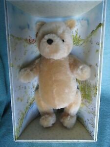 Genuine 100% mohair Gund 7940 Winnie the Pooh bear 12 inches MIB never removed