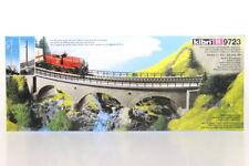 H0 Kibri 9723 Steinbogenbrücke Radius 2 Brücke Bausatz bridge +OVP/I19